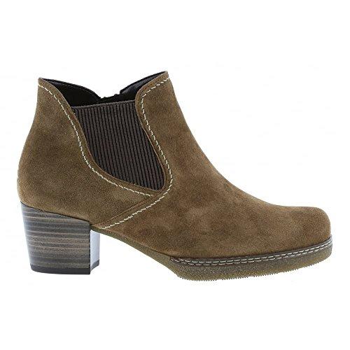 Gabor - Comfort Basic, Stivali Donna Marrone (34 Nut Sn/alma/mi)