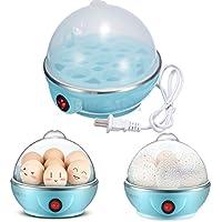 PETRICE Amazing Electric Egg Boiler Egg Steamer Egg Cooker (Color May Vary)