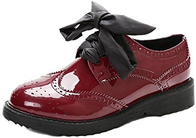 YTTY Rétro - - - Fond Épais Le DocuHommes taire Britannique Grossier De ChaussuresB0736SFYYMParent 33967d