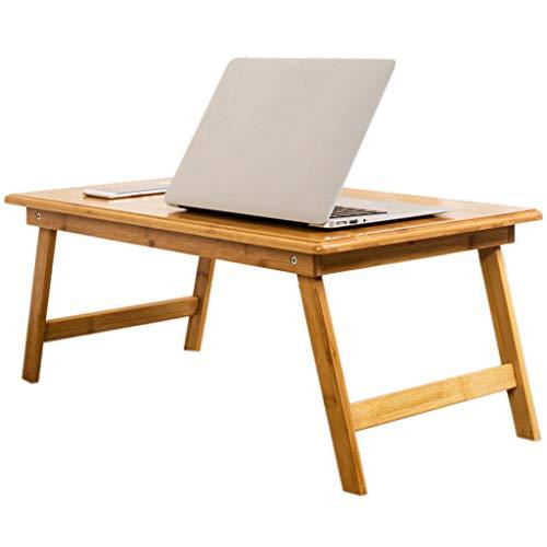 Klapptisch einfacher Schreibtisch tragbarer rechteckiger Tisch (Size : 80 * 50 * 34cm) - Mittlere Rechteckige Couchtisch