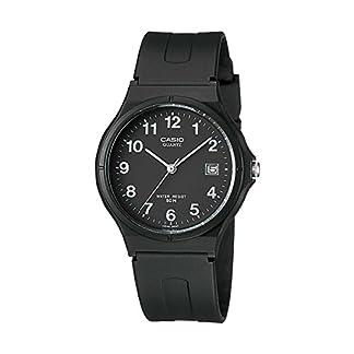 Casio MW-59-1B – Reloj Analógico Para Mujer, color Negro