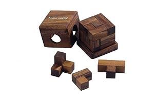 Philos 6206 Somawürfel - Juego de lógica de Cubos