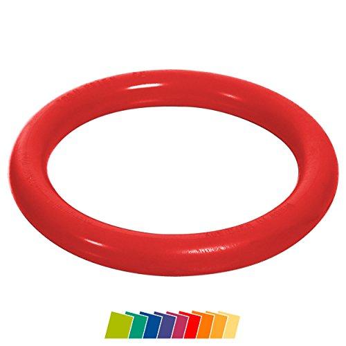 TOGU Tauchring Schwimmring Schwimmringe Tauchspiel aus PVC 140 g, 16 cm