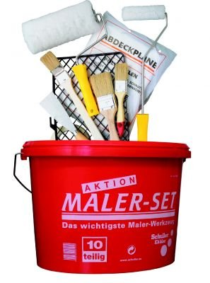 40594,Malerset10tlg.incl.Eimer,