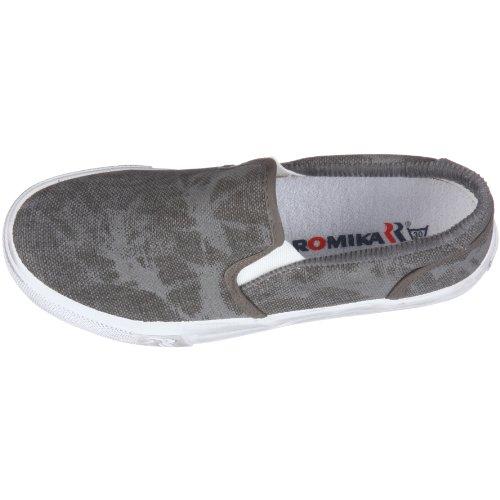 ROMIKA Laser UNISEX Baskets mode-u.Freizeit-Slipper 39 beige (schilf), Baskets mode mixte adulte Gris (Gris/asphalt)