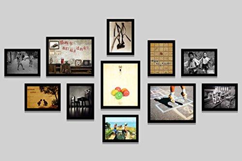 ASL RETRO NOSTALGIA PHOTO WALL L HOTEL OFFRE UN RESTAURANTE CUADROS DECORATIVOS COMBINACION DE MARCOS DE PARED HAPPY B
