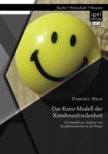 Das Kano-Modell der Kundenzufriedenheit: Ein Modell zur Analyse von Kundenwünschen in der Praxis - Analyse Modell Business