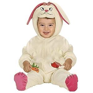 WIDMANN 2744C - Disfraz de conejita para niño