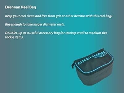 Drennan Reel Bag / Case For Coarse Fishing Reels from DRENNAN INTERNATIONAL