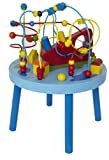 Hape HAP-E1805 Ocean Adventure Knee High Table, Multicolor