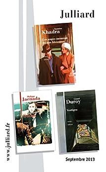 Rentrée littéraire 2013 - Julliard - Extraits gratuits par [Collectif]