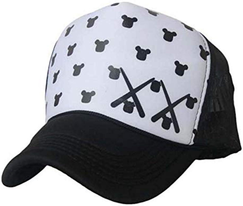 Knncch Cappello da Baseball per Uomo E Donna Punk Hip Hop Punk Donna Rock  Cappellino per bbfb6785dda3