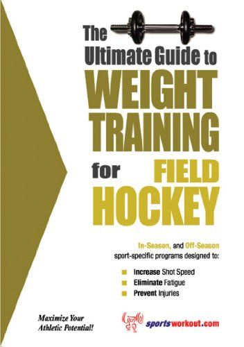 Weight Training for Hockey The Ultimate Guide