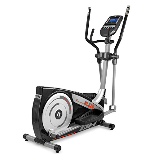 BH Fitness i.NLS20 Crosstrainer - Stride length 50cm - Magnetic resistance - Inertial system 18kg - i.Concept by BH - G2389I