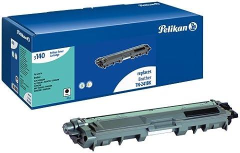 Pelikan 1245b Toner laser Remanufacturé compatible avec Imprimante Brother TN-241BK Noir
