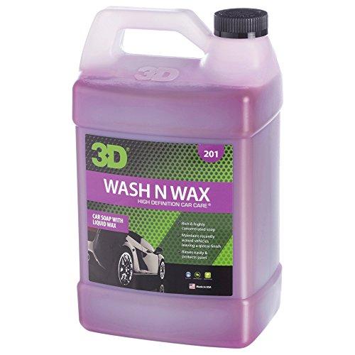 Wash n Wax-Shampoo & Conditioner -