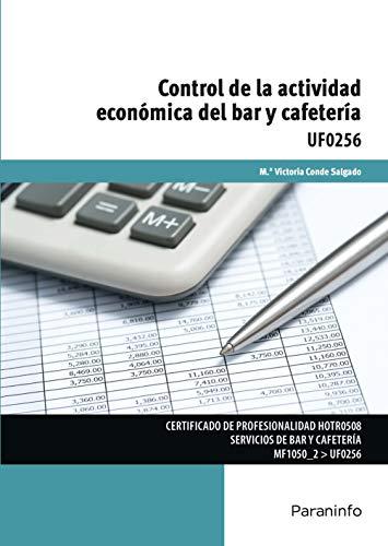 Control de la actividad económica del bar y cafetería UF0256 eBook ...