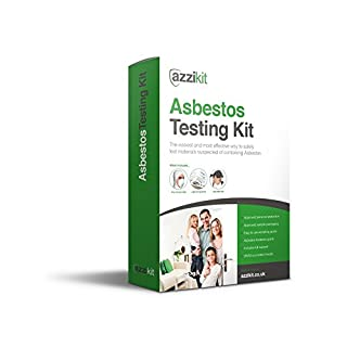Asbestos Testing/Sampling Kit (1 x Sample) - Easy to Use DIY Kit - Government Approved Protective Equipment, Next Day UKAS Lab Results. The UK's Leading Brand for Asbestos Testing / Sampling Kits