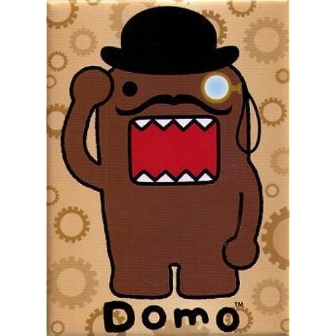Domo-Kun Mustache Magnet