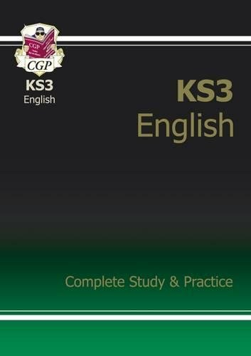 New KS3 English Complete Study & Practice (with Online Edition) (Complete Revision & Practice)