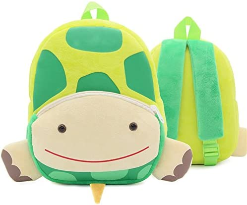 XLHMILY   sac à dos 3D Cartoon Nursery Maternelle Animal tortue Licorne école sac à dos pour les tout-petits filles et garçons 1-4 ans B07D12Y57V | Avec Une Réputation De Longue Date