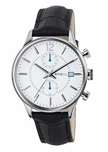 Breil Reloj Cronógrafo para Hombre de Cuarzo con Correa en Cuero TW1571