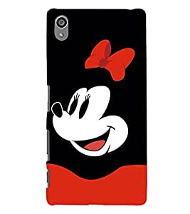 Popular Cartoon Character 3D Hard Polycarbonate Designer Back Case Cover for Sony Xperia Z5 Premium (5.5 Inches) :: Sony Xperia Z5 Premium Dual