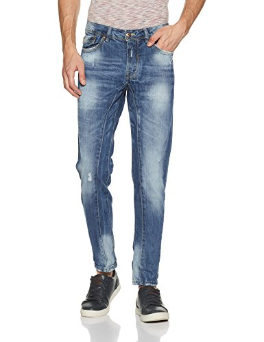 8c475b109d 54% OFF on Sparky Black Slim Fit Jeans on Snapdeal