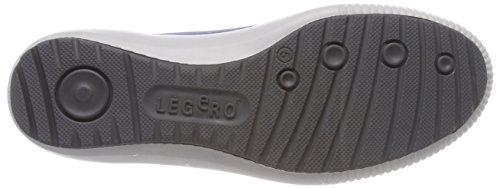 Legero Damen Tanaro Sneaker, Blau (Indaco)