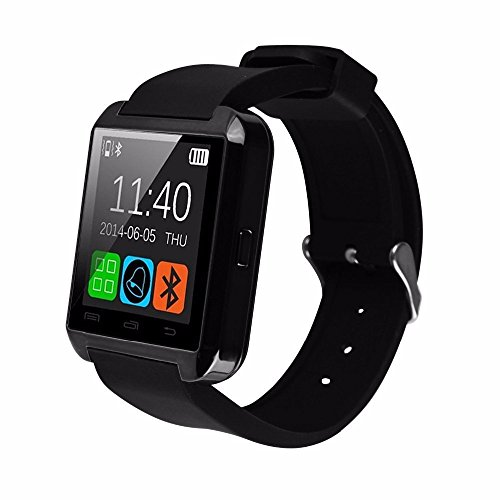 Micromax Canvas Fire 4 A107 COMPATIBLE Smart Android U8 Bracelet U Watch and Activity Wristband, Wireless Bluetooth Connectivity Pedometer Android/IOS Mobile Phone Wrist Watch Phone with activity trackers and fitness band features by Estar  available at amazon for Rs.3999