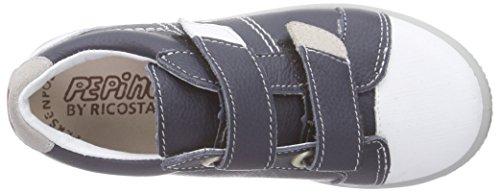 Ricosta  Nippy, Jungen Sneakers Blau (ozean/weiss 180)