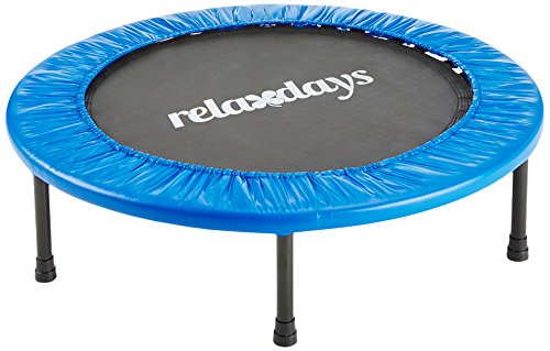 Relaxdays Fitness Trampolin, 9