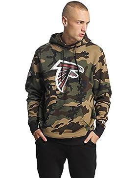New Era Hombres Ropa superior / Sudadera Woodland Atlanta Falcons
