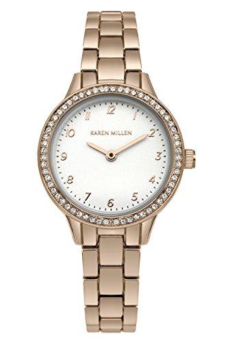 Orologio da Donna Karen Millen SKM004RGM