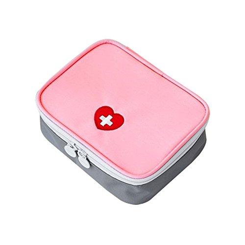 Hrph Kit Médico primera bolsa de almacenamiento Medicina de ayuda de emergencia de la supervivencia del abrigo del bolso del engranaje de viajes a Hunt