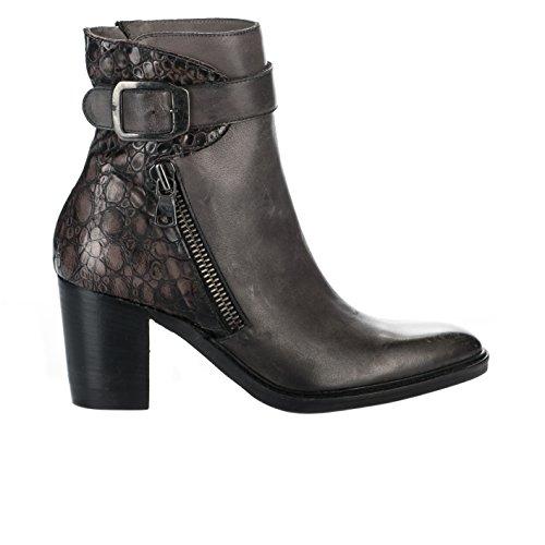 Boots femme - DONNA PIU - Gris - 9592 BRIGIDA - Millim Gris