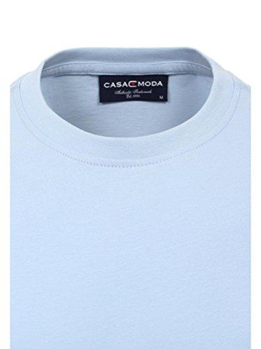 CASAMODA T-Shirt Rundhals Uni hellrot Hellrot