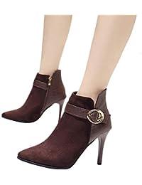 Cm 11 Botas es Zapatos Amazon Sandalias Transparentes 8 4RxXwZ