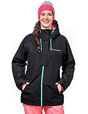 Horsefeathers Vivien Jacket Chaqueta para Mujer , mujer, VIVIEN JACKET, negro, large