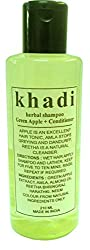 Khadi Green Apple + Conditioner Shampoo 210ml