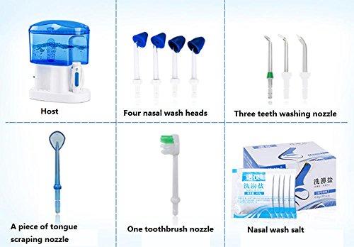 Elektrische Nase-Waschvorrichtung Rhinitis Nasen Lavage waschen Nase Topf Erwachsene Kinder allergische Sinusitis automatische Nase-Waschvorrichtung