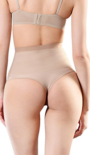 Esbelt Shaping Thong Shapewear Knickers High Quality MicroModal Bum Shaper: ES262