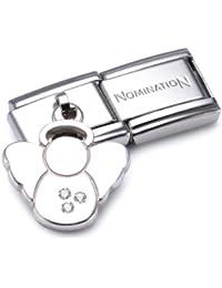 Nomination 031710/04 - Maillon pour bracelet composable Femme - Ange - Acier inoxydable