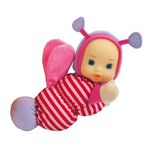 ToyCentre Bino Europe 88409 - Muñeca (diseño de luciérnaga) Color Rosa
