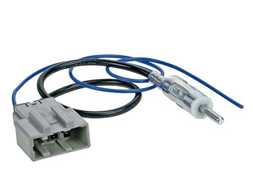 AERZETIX Cable adaptador enchufe ISO AK8 para radio de coche C2062