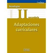 Tecnologías II ESO Adaptaciones Curriculares (Cuadernos Oxford) - 9788467367324