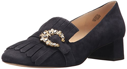 Nine West Damen Wadley Mokassin, Blau (French Navy), 40 EU
