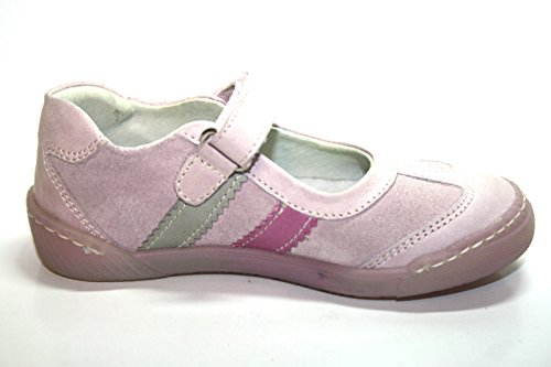 4Kids Sport by Cherie Kinder Schuhe Mädchen Ballerinas 226 Rosa Rosa