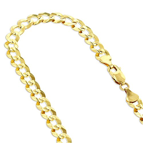 solid-10k-yellow-gold-italy-cuban-curb-link-bracelet-8mm-wide-85-long-with-lobster-clasp
