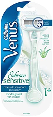 Venus Gillette Embrace Sensitive Razor - Women's